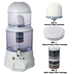 C mo funciona un filtro de agua de carb n activado - Filtro de agua para casa ...
